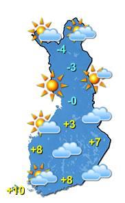Sää Espoo Tänään